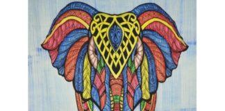 obrus-makata-kolorowy-slon